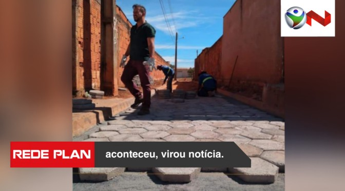 Prefeitura promete pavimentar 77 becos da cidade com bloquetes | RP