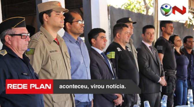 Após 15 anos, Planaltina-GO reinaugura Central de Flagrantes da Polícia Civil | RP