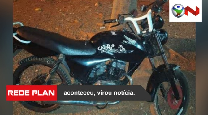 Guarda Civil Municipal apreende motocicleta no Distrito de São Gabriel | RP