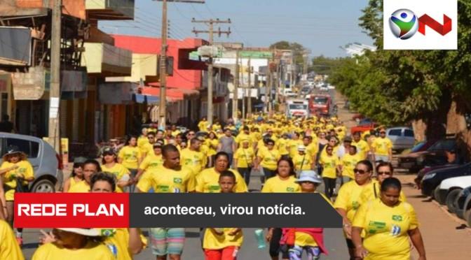 2° Caminhada da Independência em Planaltina Goiás é neste feriado! | RP