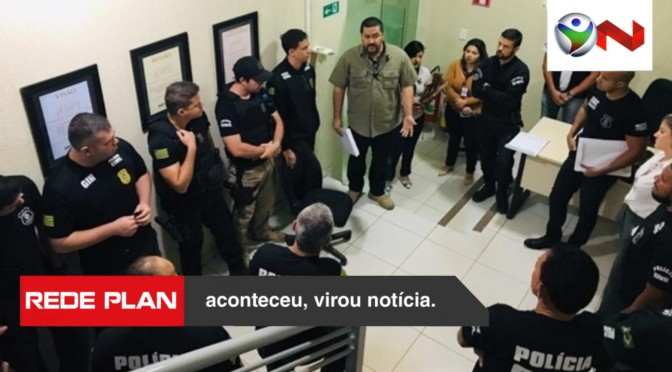 Operação prende presidente e controlador interno da Câmara de Formosa | RP