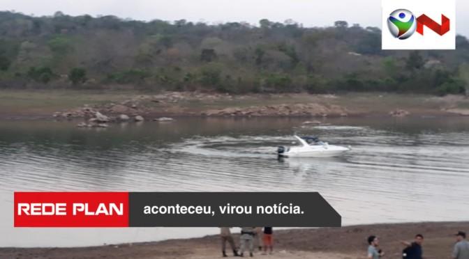 Jovem de 26 anos sente câimbra e morre afogado em lago de Caldas Novas   RP