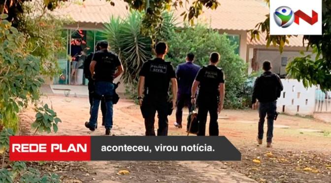 Operação 'Chorume' do MP-GO cumpre mandados de prisão em Planaltina-GO e mais | RP