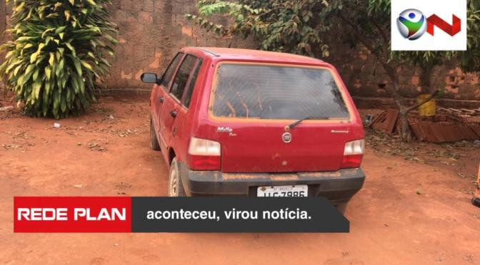 Carro furtado no DF é recuperado pela Polícia Civil em Planaltina Goiás | RP