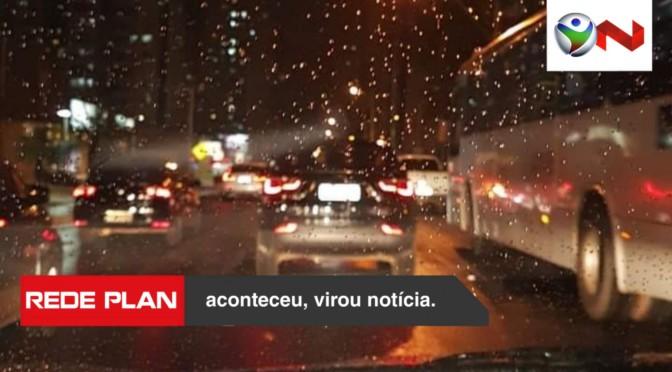 FINALMENTE: Chove no DF após 113 dias de seca | RP