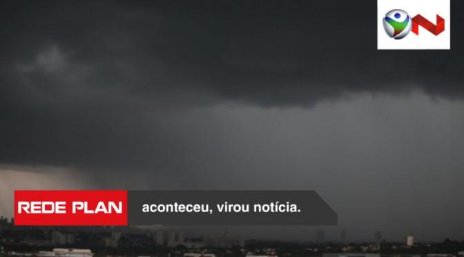 Chuva e ventos de até 80 km/h: veja previsão do tempo para esta semana | RP