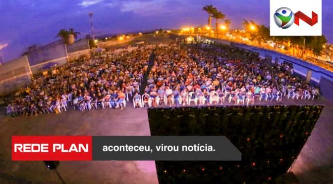 Quase 5 mil pessoas assistiram ao filme 'Nada a Perder 2' em Planaltina Goiás   RP