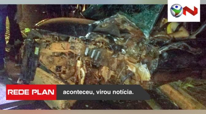 Acidente envolve três carros na GO-430, em Planaltina Goiás | RP