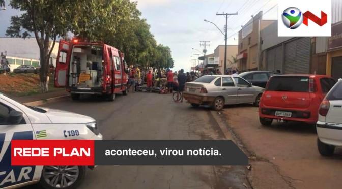 Dois homens foram atropelados na Av. entre o bairro Itapuã e Paquetá | RP