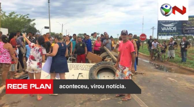 Após protesto de moradores, ENEL reestabelece energia na Brasilinha 17 | RP