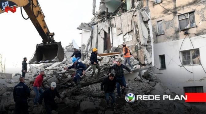 Terremoto na Albânia deixa seis mortos e 150 feridos | RP